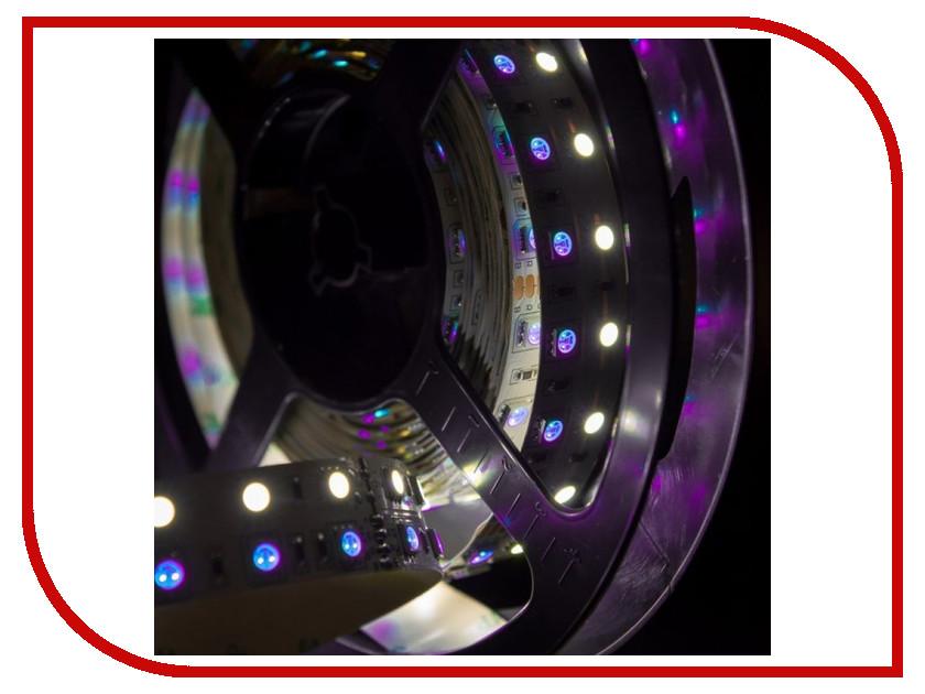 Светодиодная лента SWGroup SMD5050 28.8W 24V 5m IP20 RGB + White светодиодная лента swgroup smd5050 14 4w 12v 60 led m 5m ip65 cold white