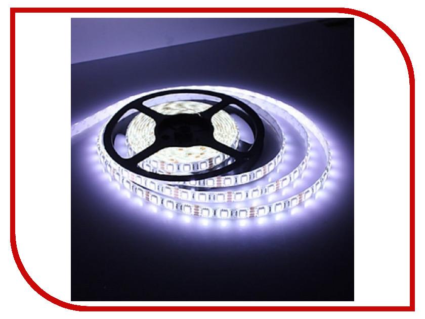 Светодиодная лента SWGroup SMD5050 28.8W 24V 120 LED/m 5m IP20 Cold White<br>