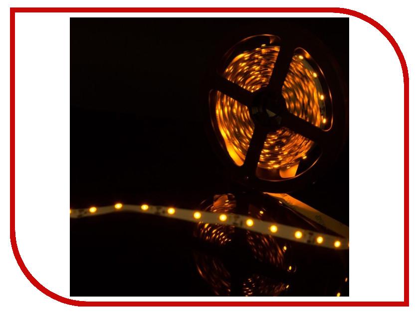 Светодиодная лента SWGroup SMD3528 4.8W 12V 60 LED/m 5m IP20 Yellow