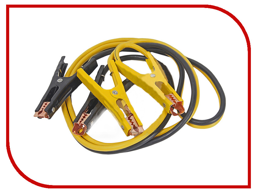 Пусковые провода YASHA 500A 39589<br>