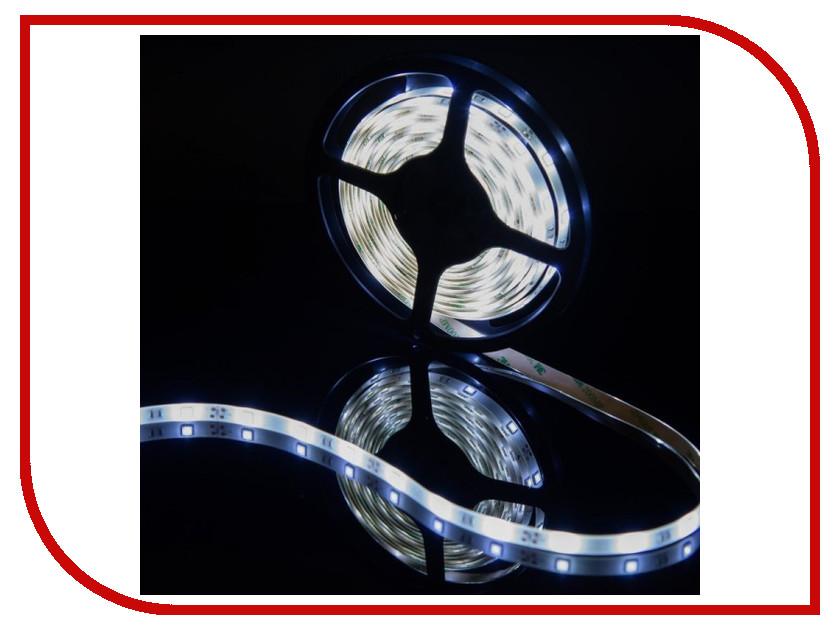 Светодиодная лента SWGroup SMD5050 7.2W 12V 30 LED/m 5m IP65 Cold White