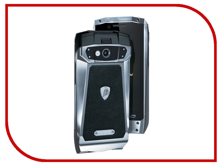 Сотовый телефон Tonino Lamborghini Antares TL66 Silver-Black гарнитура tonino lamborghini quantum hl 01 black