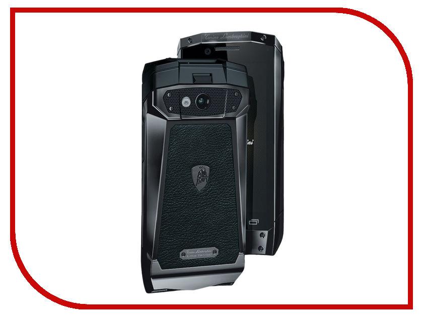 Сотовый телефон Tonino Lamborghini Antares TL66 Black-Black гарнитура tonino lamborghini quantum hl 01 black