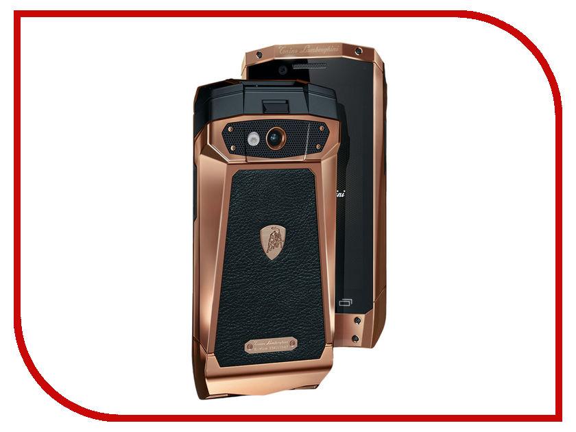 Сотовый телефон Tonino Lamborghini Antares TL66 Rose Gold-Black<br>