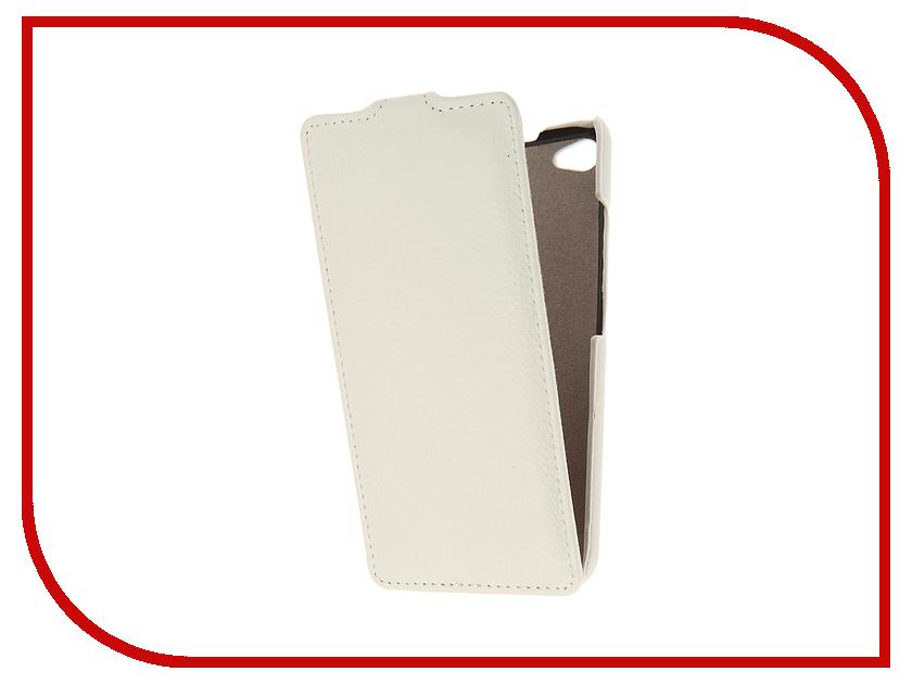 Аксессуар Чехол Lenovo S90 Cojess UpCase White аксессуар чехол asus zenfone max zc550kl cojess upcase white