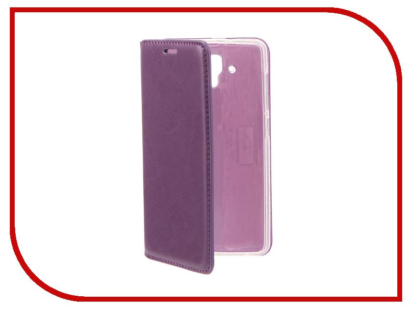 Аксессуар Чехол Lenovo A536 Cojess Book Case New Purple<br>
