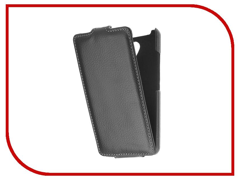 Аксессуар Чехол Lenovo A5000 Cojess UpCase Black<br>