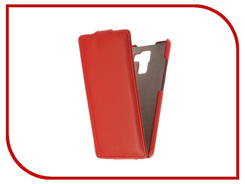Аксессуар Чехол Huawei Honor 7 Cojess UpCase Red