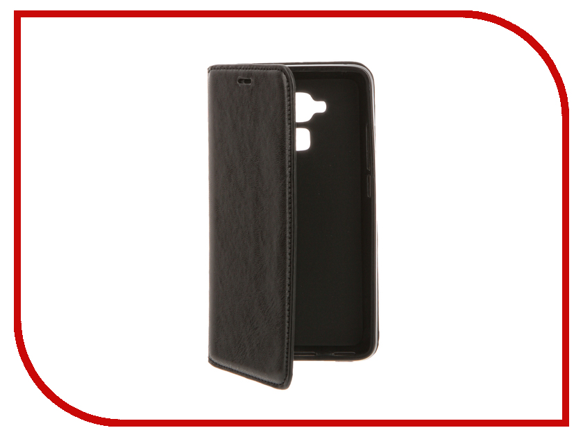 Аксессуар Чехол Huawei Honor 5C Cojess Book Case New Black<br>