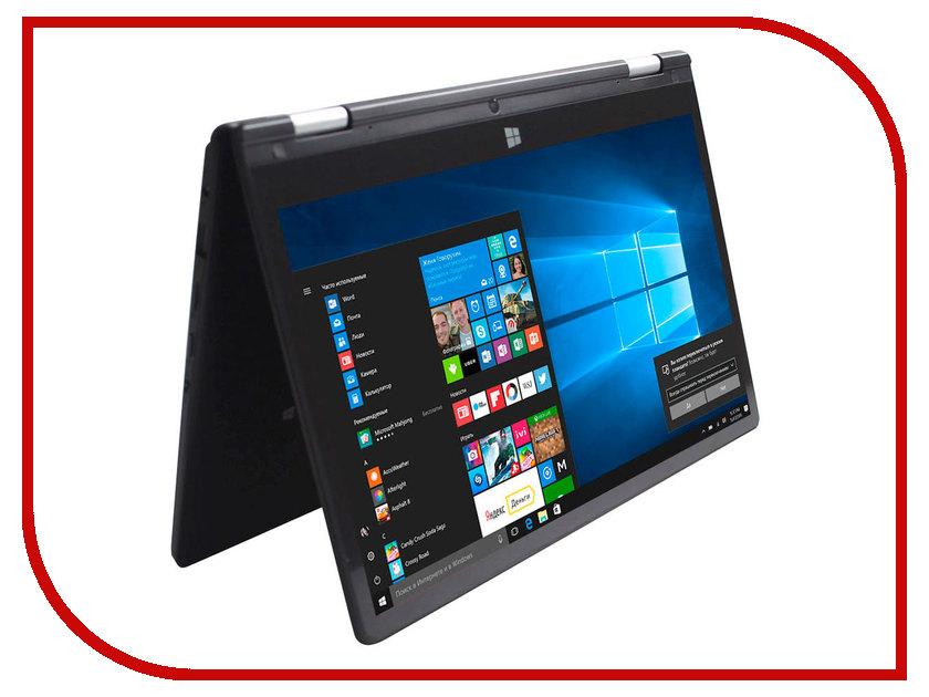 Ноутбук KREZ Ninja 1103 Black TY1103B (Intel Atom x5-Z8300 1.6 GHz/2048Mb/32Gb/Wi-Fi/Bluetooth/Cam/11.6/1920x1080/Windows)<br>