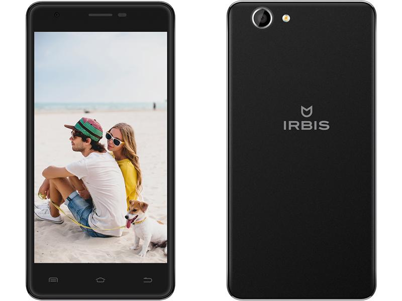 мобильный телефон irbis sf54x Сотовый телефон Irbis SP59 Black