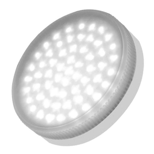 Лампочка Ecola LED GX53 4.2W Tablet 220V 2800K матовое стекло T5MW42ELC