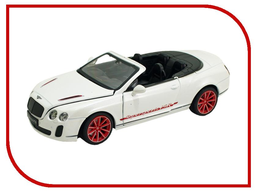 Игрушка Hoffmann Bentley Continental GT Supersport ISR 49939<br>