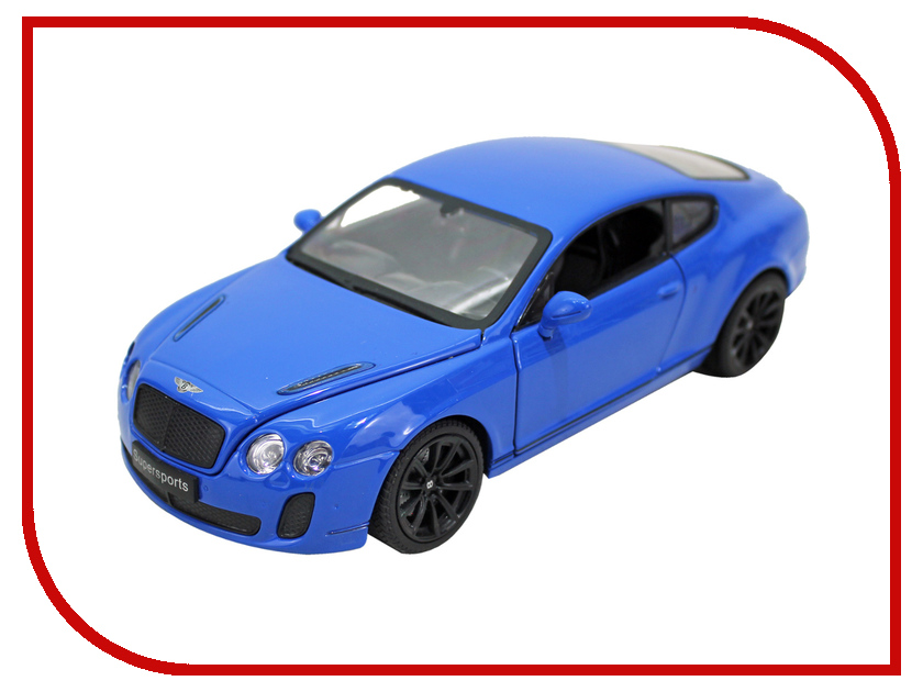 Игрушка Hoffmann Bentley Continental GT Supersport Coupe 49938<br>