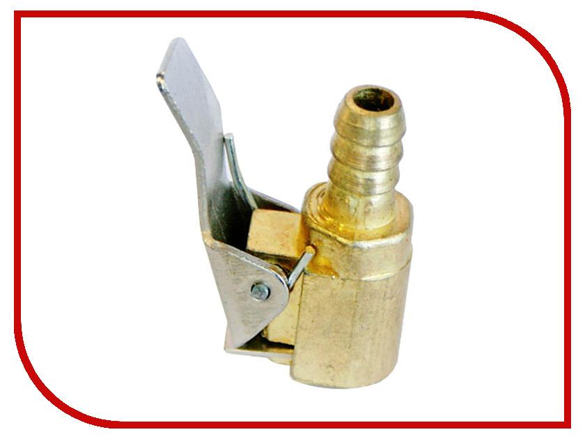 Фото Наконечник насоса быстросъемный, металический с клапаном, бронзовый 32200