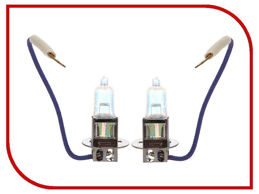 Лампа Eagleye H3 100W 12V Crystal Blue 00548