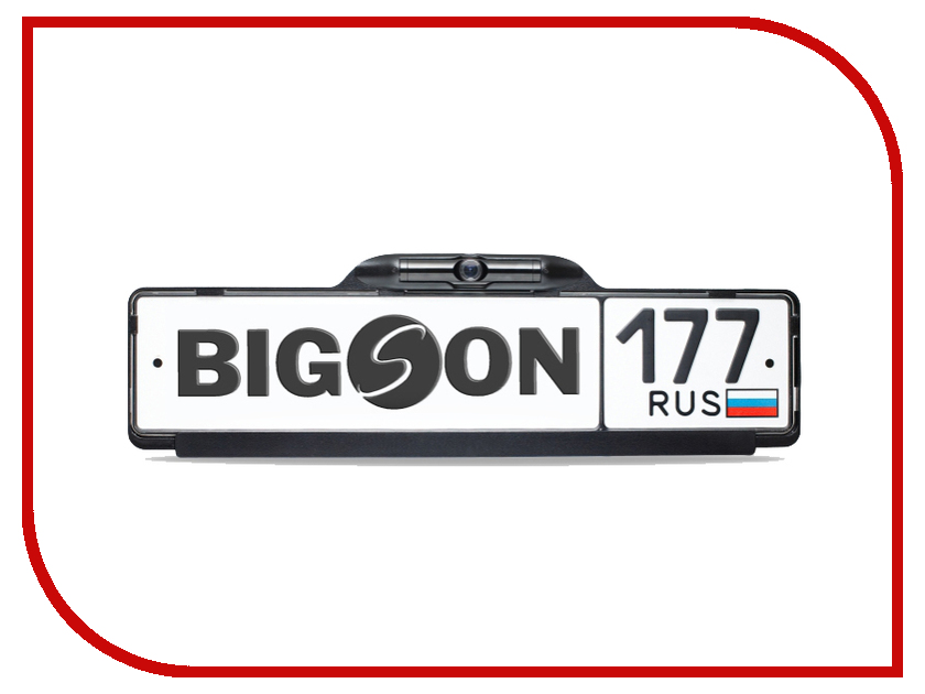 Камера заднего вида Bigson iCam-2000