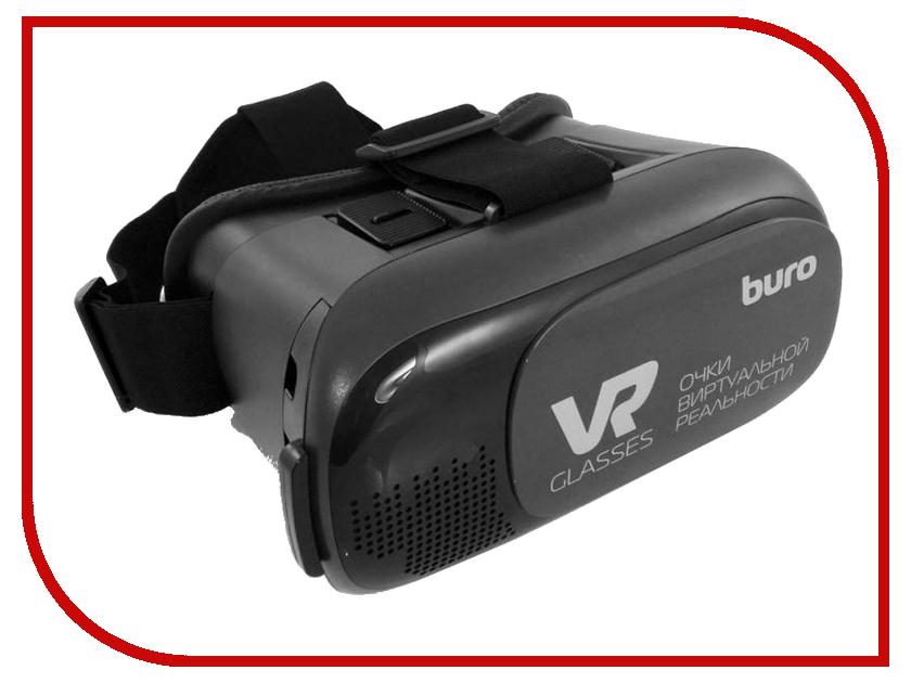 Очки виртуальной реальности Buro VR-368 Black