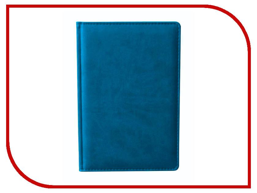 Ежедневник Attache Siam А6 110x155mm Turquoise