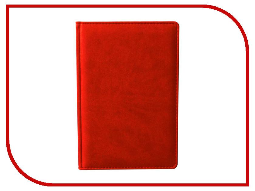 Ежедневник Attache Siam А6 110x155mm Red