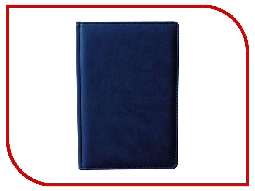 Ежедневник Attache Siam А6 110x155mm Blue