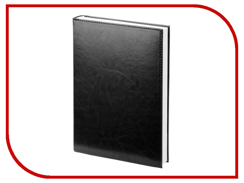 Ежедневник Attache Agenda А6 100x140mm Black