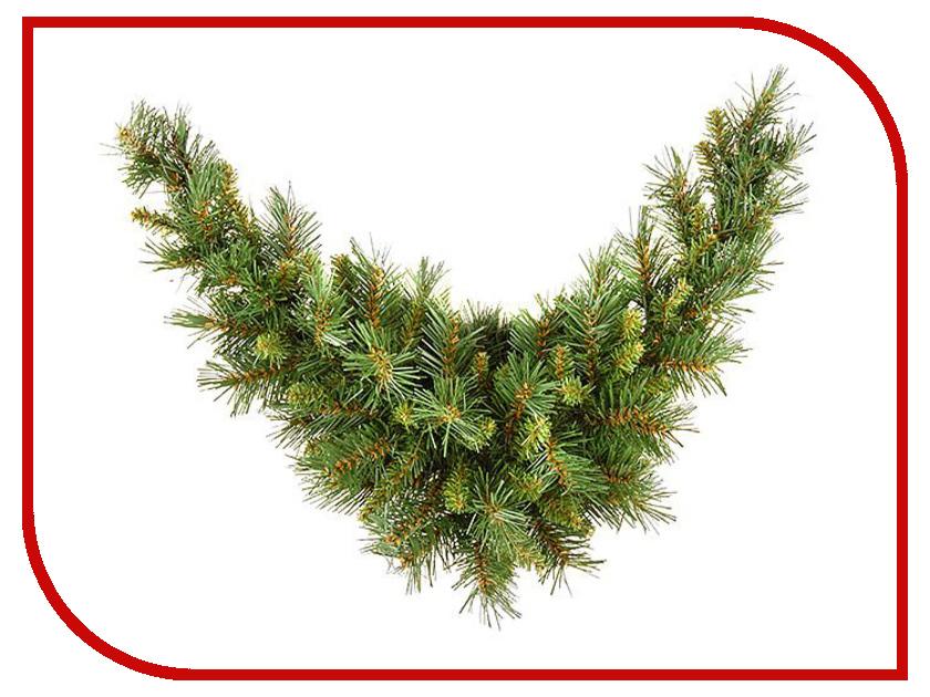 Хвойный декор National Tree Co Сваг Полумесяц Тиффани 31TFR03/TF-3CR