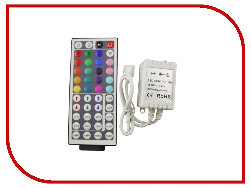 Контроллер SWGroup LED RGB 12V-24V