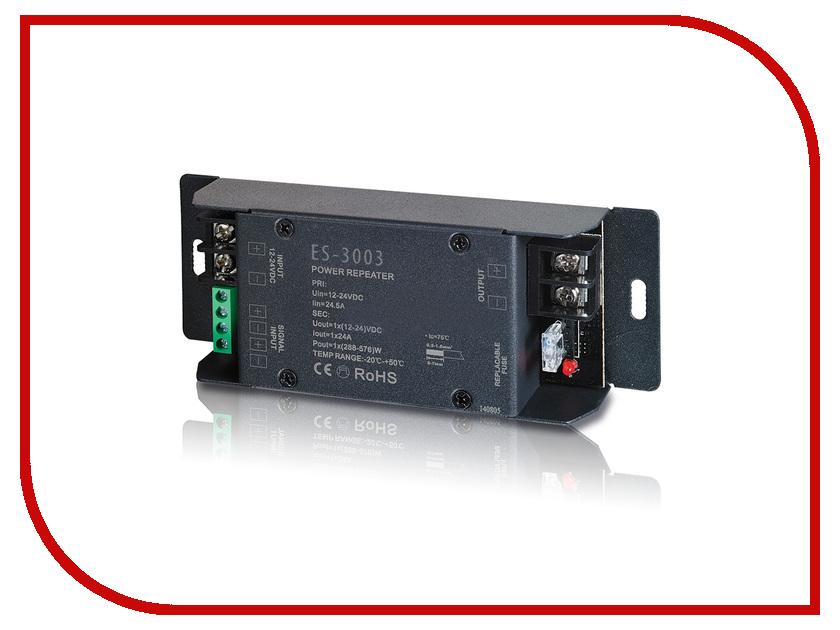Контроллер SWGroup Усилитель RGB 24A Black