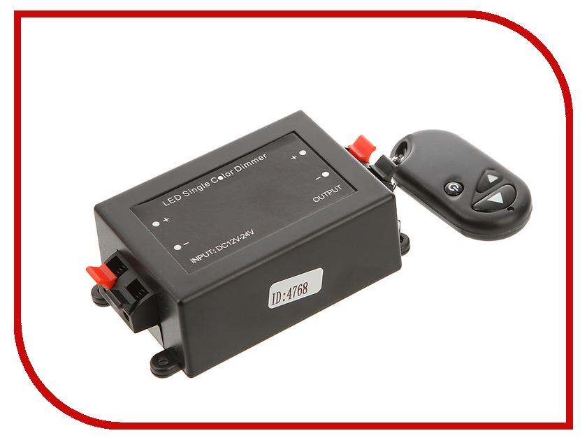 Контроллер SWGroup Диммер с брелоком 8А 12V/24V<br>