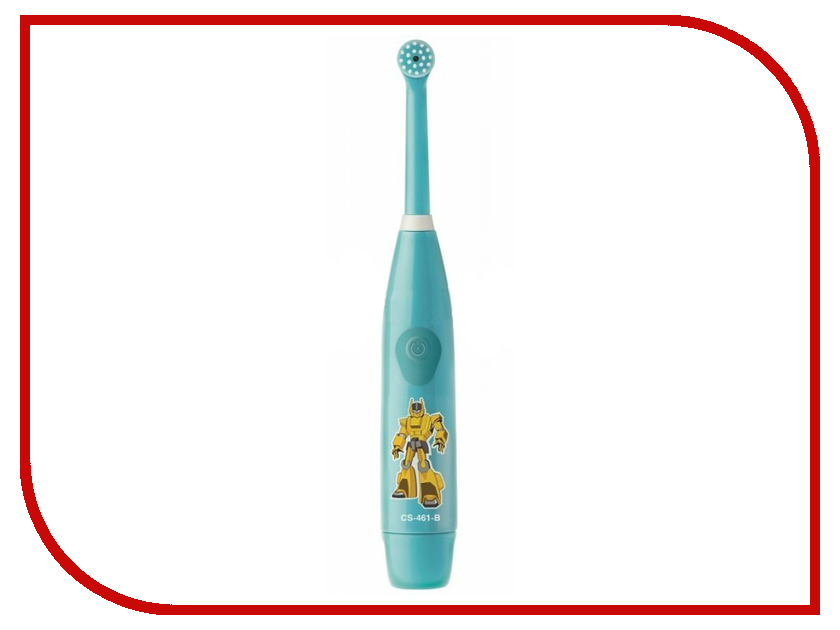 Зубная электрощетка CS Medica KIDS CS-461-B