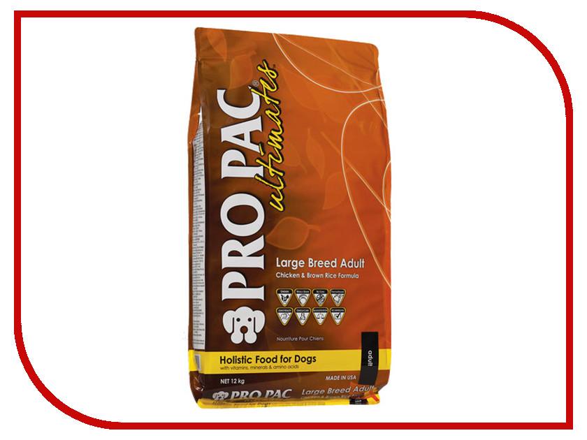Корм Pro Pac Ultimates Large Breed Adult 20kg для собак 02000004 pro pac dog large breed