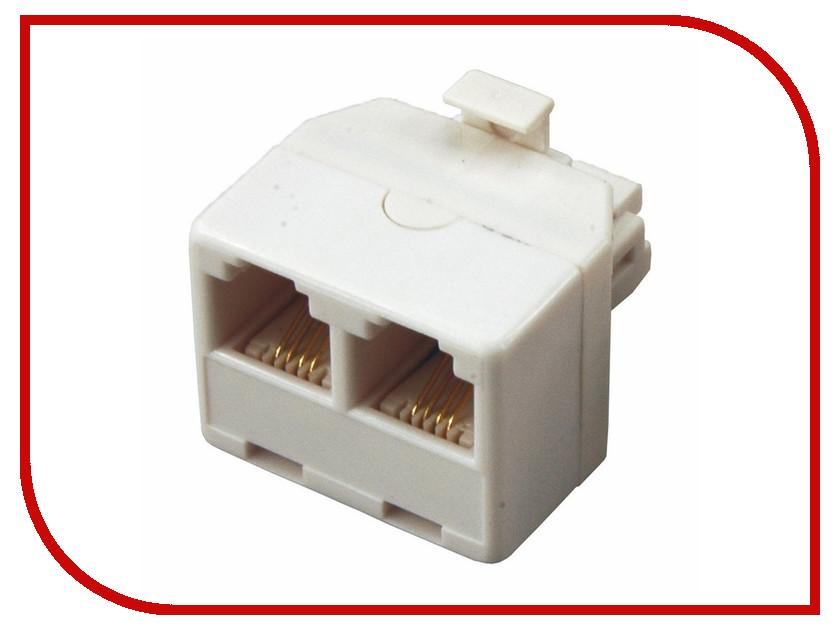 Розетка ProConnect 6P4C 03-0031-9<br>
