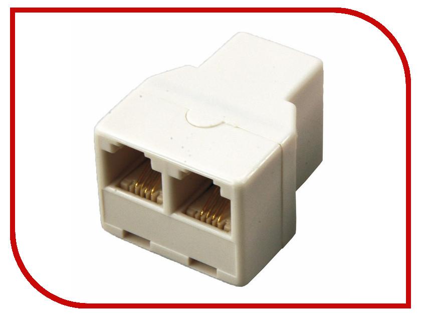 Розетка ProConnect 6P4C 03-0032-9<br>