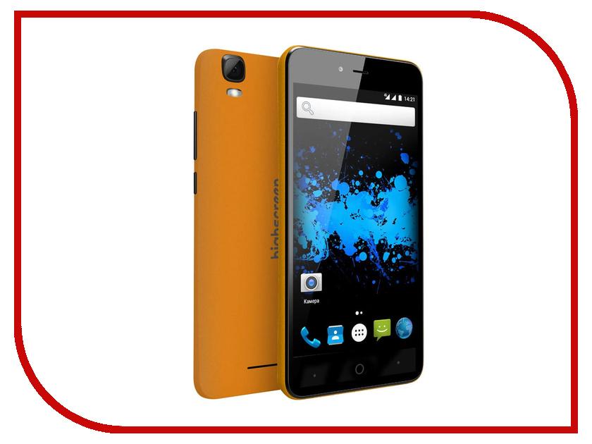 Сотовый телефон Highscreen Easy L Yellow<br>
