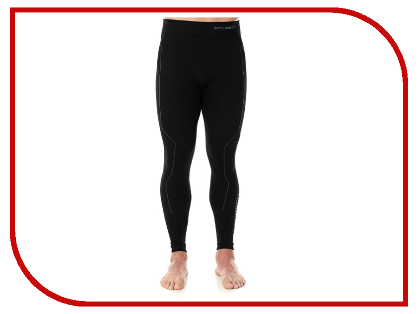 Кальсоны Brubeck Nilit Heat XL Black мужские
