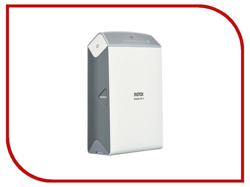Принтер FujiFilm Instax SHARE SP-2 Silver<br>