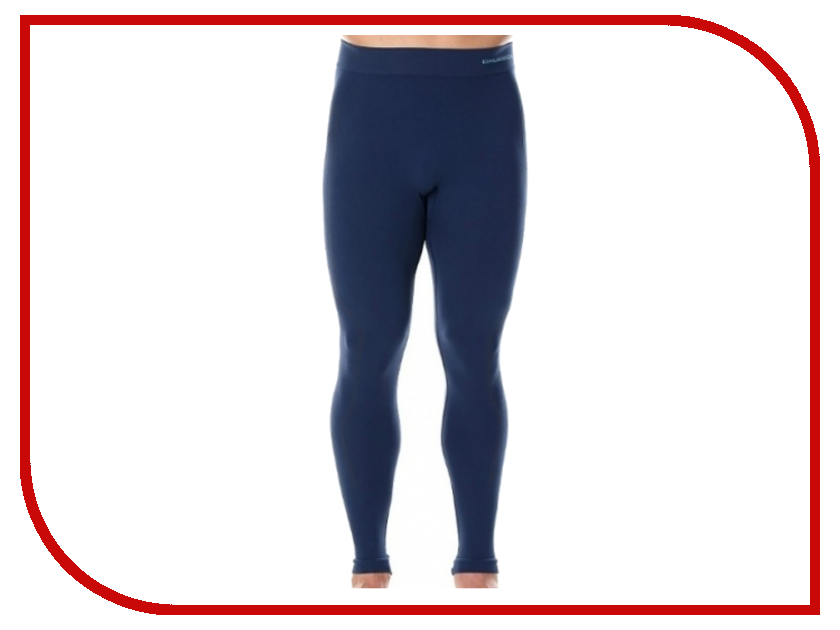 Кальсоны Brubeck Nilit Heat XL Blue мужские