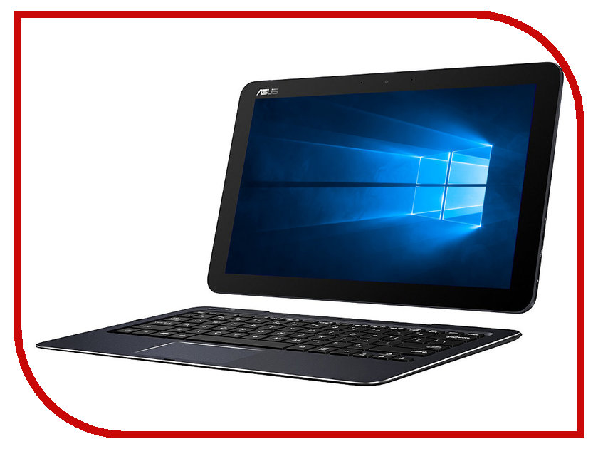 Ноутбук ASUS T300CHI-FL099T 90NB07G1-M08580 (Intel Core M-5Y10 0.8 Ghz/4096Mb/128Gb SSD/Intel HD Graphics/Wi-Fi/Bluetooth/Cam/12.5/1920x1080/Windows 10 64-bit)<br>