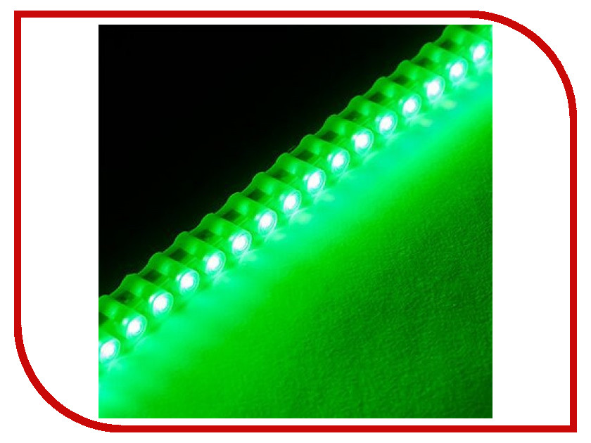 Светодиодная лента SWGroup DIP 9.6W 96 LED/m 1m IP67 12V Green (2штуки) светодиодная лента swgroup smd5050 14 4w 12v 60 led m 5m ip65 cold white