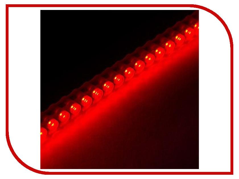 Светодиодная лента SWGroup DIP 9.6W 96 LED/m 1m IP67 12V Red (2штуки) светодиодная лента swgroup one 19 2wt m 12v 60 led m ip33 rgb day white