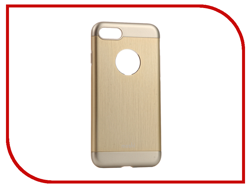 Аксессуар Чехол Moshi Armour для APPLE iPhone 7 Satin Gold 99MO088231<br>