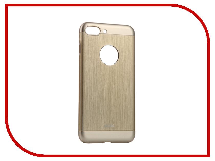 Аксессуар Чехол Moshi Armour для APPLE iPhone 7 Plus Satin Gold 99MO090231<br>