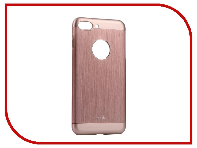 Аксессуар Чехол Moshi Armour для APPLE iPhone 7 Plus Golden Rose 99MO090251<br>