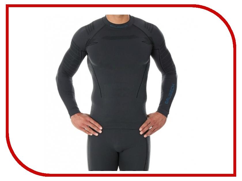 Рубашка Brubeck Nilit Heat L Graphite мужская