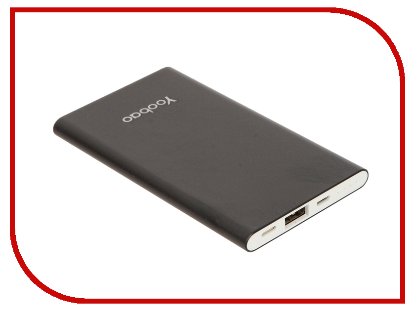 Аккумулятор Yoobao Power Bank PL5 5000 mAh Black<br>
