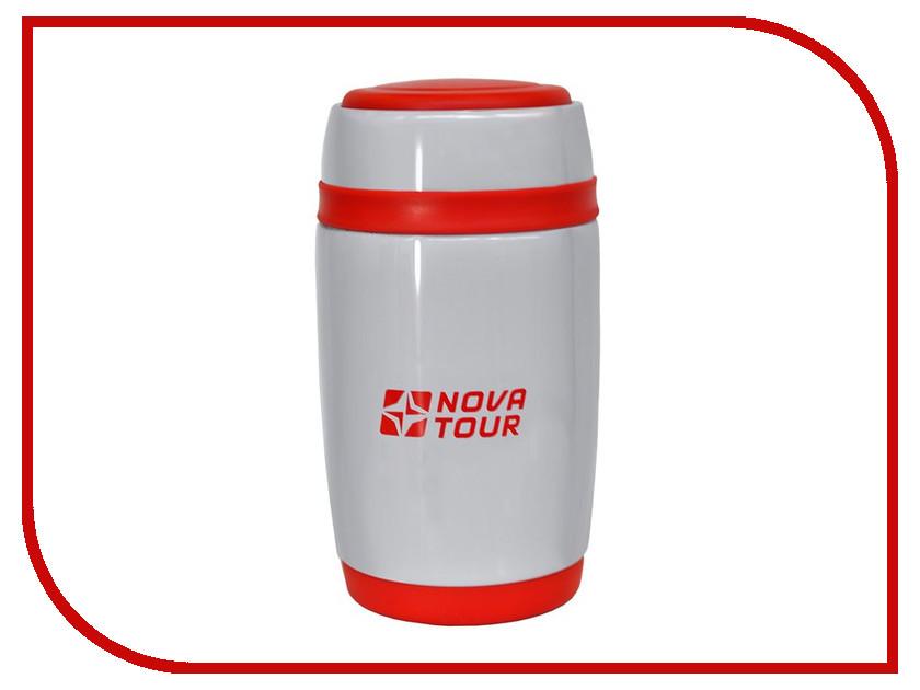 Термос Nova Tour Ланч 580 Grey-Red 95915-055-00<br>
