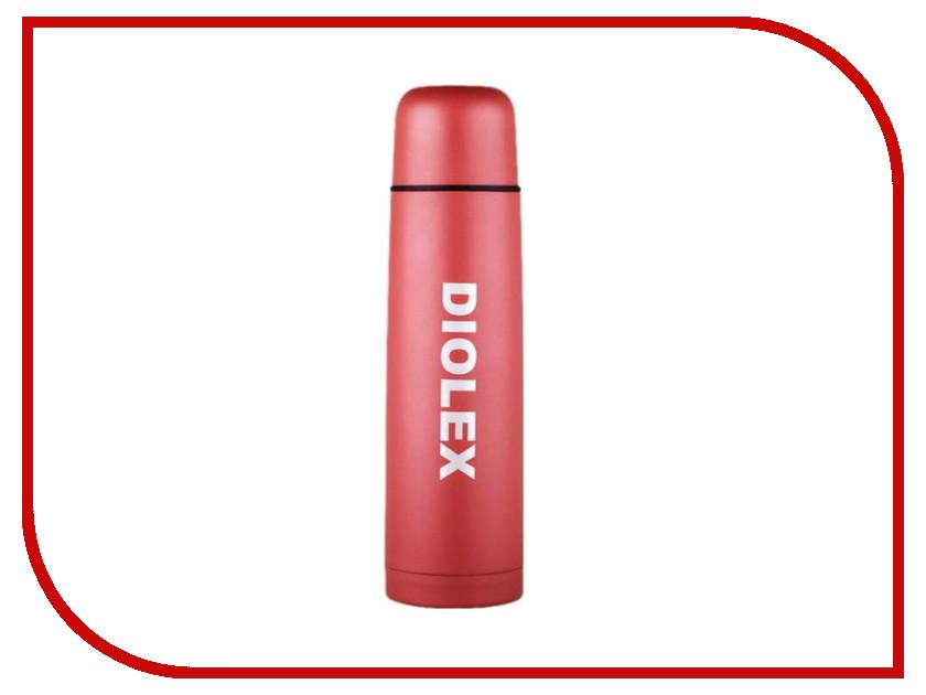 Термос Diolex DX-500-2 500ml Red<br>