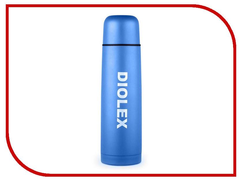 Термос Diolex DX-1000-2 1L Blue<br>