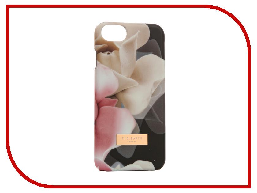 Аксессуар Чехол Ted Baker для iPhone 7 Annotei - Porcelain Rose Black 42240<br>